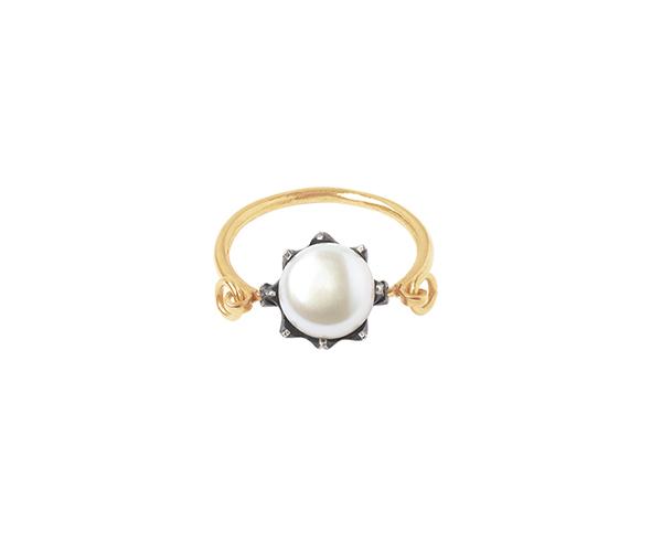 Ring pendant