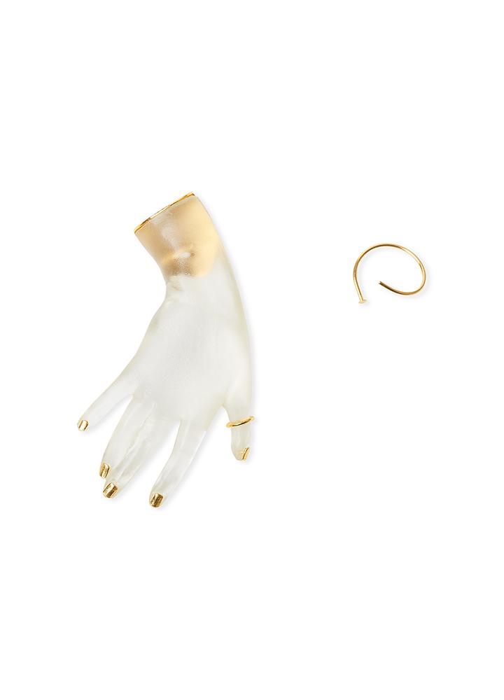 Renaissance Hand pendant