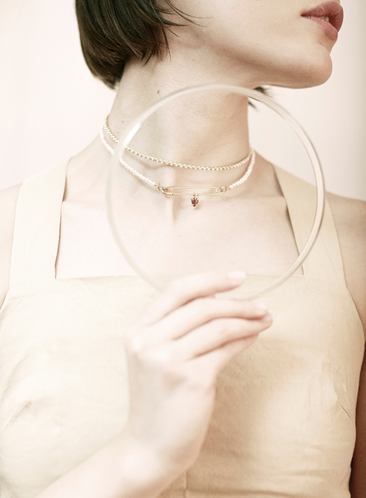 Chokers Jewelery Beatriz Palacios