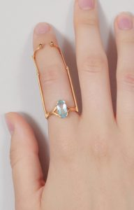 Pool articulated ring
