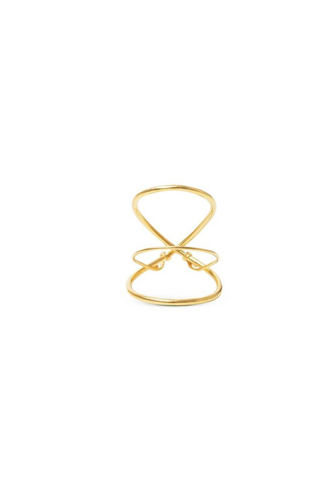 Mobile Infinity ring