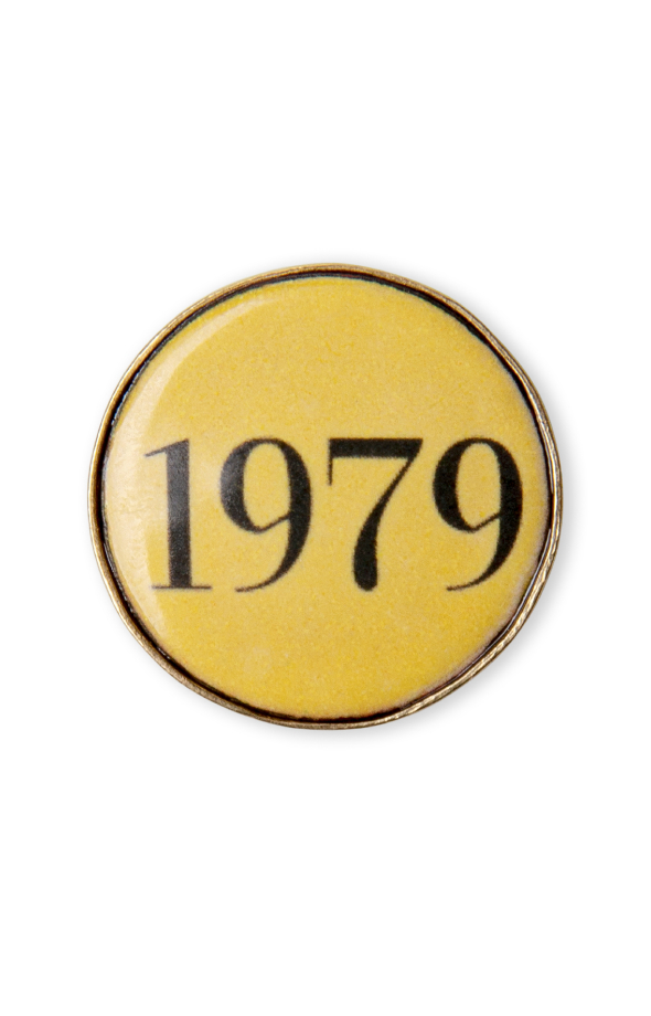 brooch pin jewelry 1979