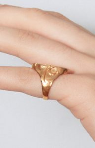 1979 gold ring