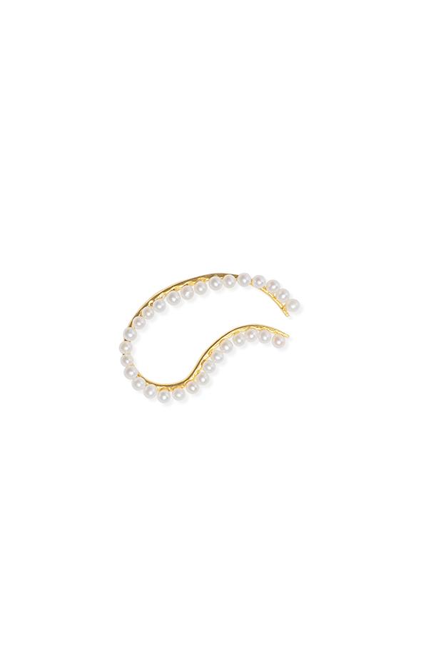 Pearls ear piece