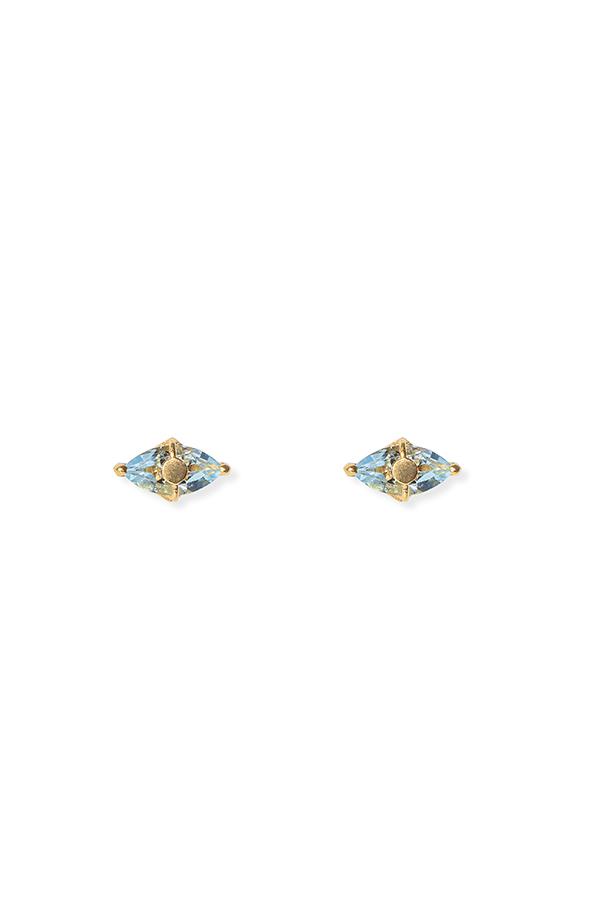 Santa Lucia blue earrings