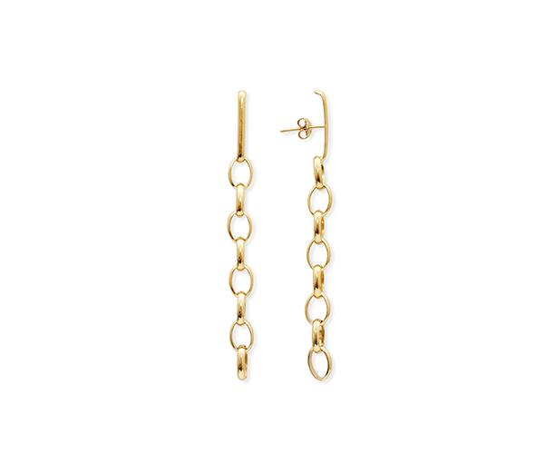Large Chain earrings