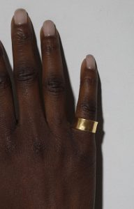 Wide ring