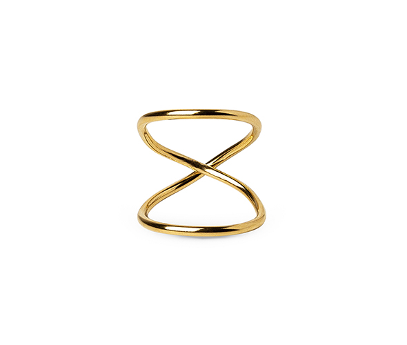 Thick Infinity Ring